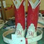 Handmade Custom Boots OakCliff